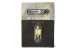 Morimoto XB Festoon 2.0 LED Replacement Bulb 31mm White (Part Number: )