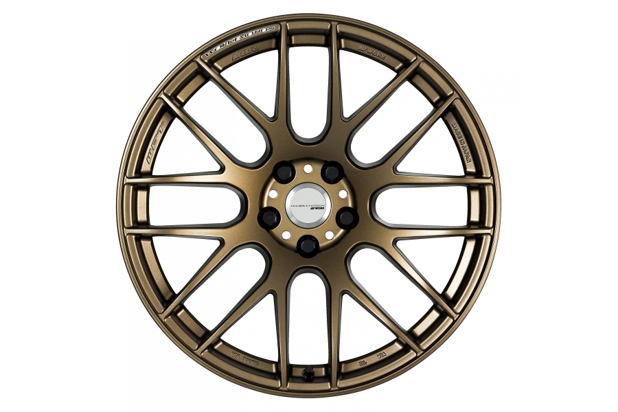 Work Emotion M8R 5x100 Matte Bronze - Universal
