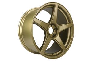 XXR 535 18x8.75 +35 5x100 Gold - Universal