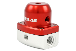 Fuelab Adjustable Fuel Pressure Regulator Red ( Part Number: 51502-2)