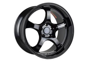 WedsSport RN-05M 5x114.3 Gloss Black - Universal