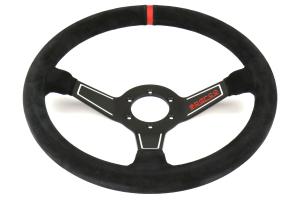 Sparco L575 Steering Wheel Suede Black - Universal