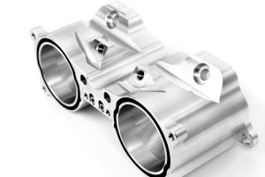 Aluminati EJ TGV Deletes Silver - Subaru Models (inc. 2002-2007 WRX / 2007+ STI)
