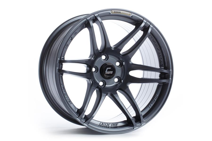 Cosmis Racing Wheels MRII 18x8.5 +22 5x100 Gunmetal - Universal