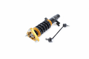 ISC Suspension N1 Track Race Coilovers - Mazda 3 2010-2013