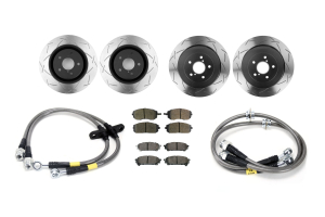 Complete Street Brake Kit ( Part Number:RSD 02-05WRXBRAKE)