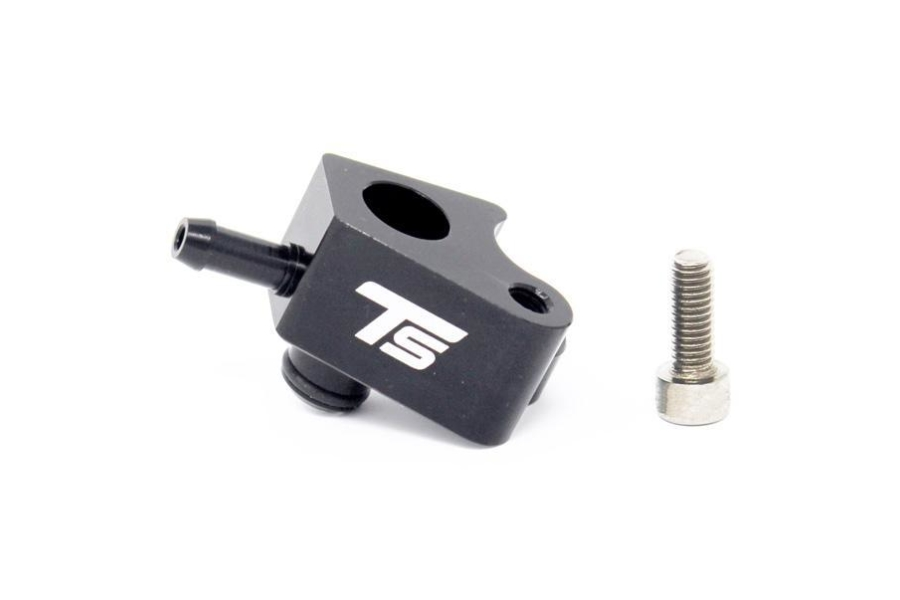 Torque Solution Billet Boost Tap - For Models (inc. Mustang Ecoboost 2015-2020 / Focus RS 2016-2018)