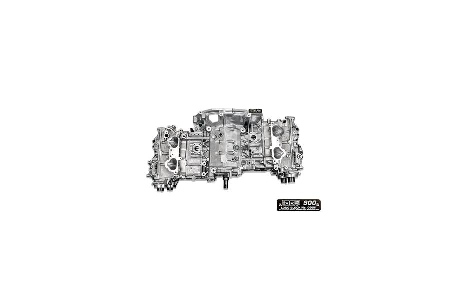 IAG 900 Closed Deck Long Block Engine w/ Stage 4 Heads & GSC S3 Cams - Subaru STI 2008 - 2019