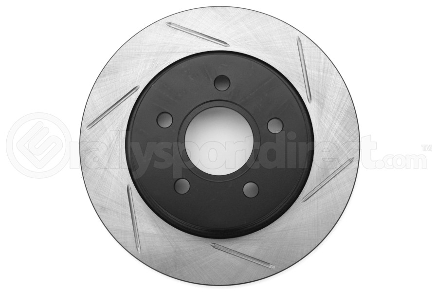 Stoptech Slotted Rear Left Rotor Single (Part Number:126.61099SL)