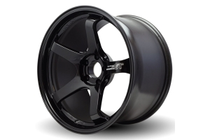 Advan GT Beyond 19x10.5 +15 5x114.3 Racing Titanium Black - Universal