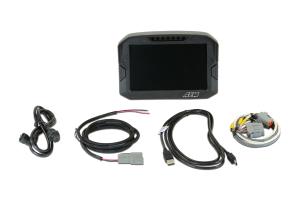 AEM Electronics CD-7L Carbon Dash Display Logging / Non-GPS - Universal