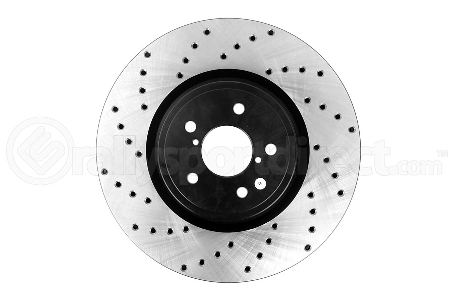 Stoptech Drilled Rotor Single Front Right (Part Number:128.47024R)