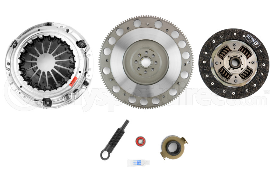 Exedy Stage 1 Organic Disc Clutch Kit w/ Flywheel - Subaru Models (inc. 2006+ WRX / 2005-2009 Legacy GT)
