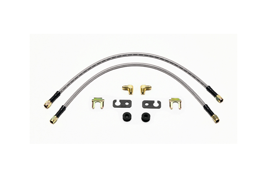 Wilwood Flexline Kit Rear - Universal