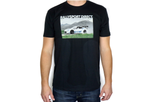 RallySport Direct Burnout T-Shirt - Universal