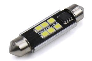 OLM LED 44mm Festoon White Bulb