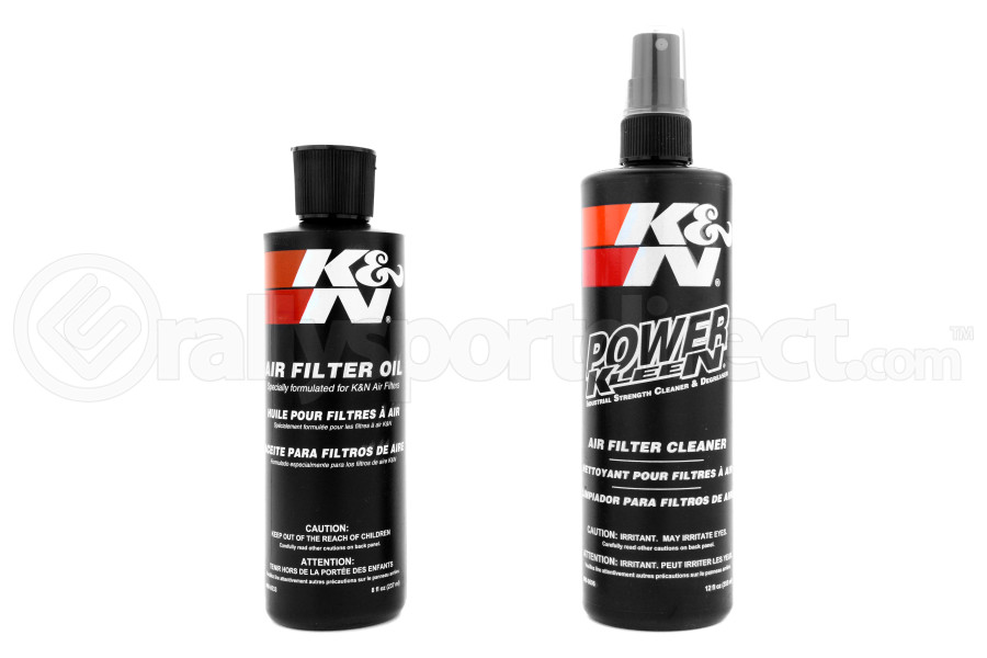 K&N Filter Care Service Kit Squeeze (Part Number:99-5050)