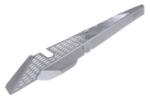 Compressive Tuning Air Blade Heat Extractor Silver - Subaru WRX / STI 2015 - 2020