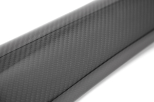 OLM LE Dry Carbon Front Door Trim Upper Panels - Subaru WRX / STI 2015+