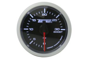 Turbosmart Electronic 52mm 30psi Boost Gauge ( Part Number:TBS TS-0701-1011)