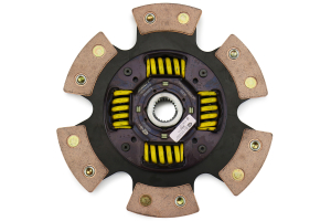 ACT 6 Pad Sprung Race Disc ( Part Number: 6240518)