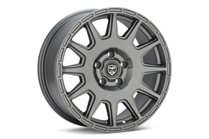 LP Aventure LP1 Wheel 17x7.5 +35 5x100 Matte Grey - Universal