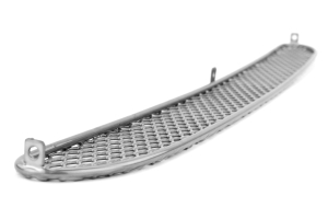 GrillCraft Hood Scoop Grill Silver (Part Number: SUB1738S)