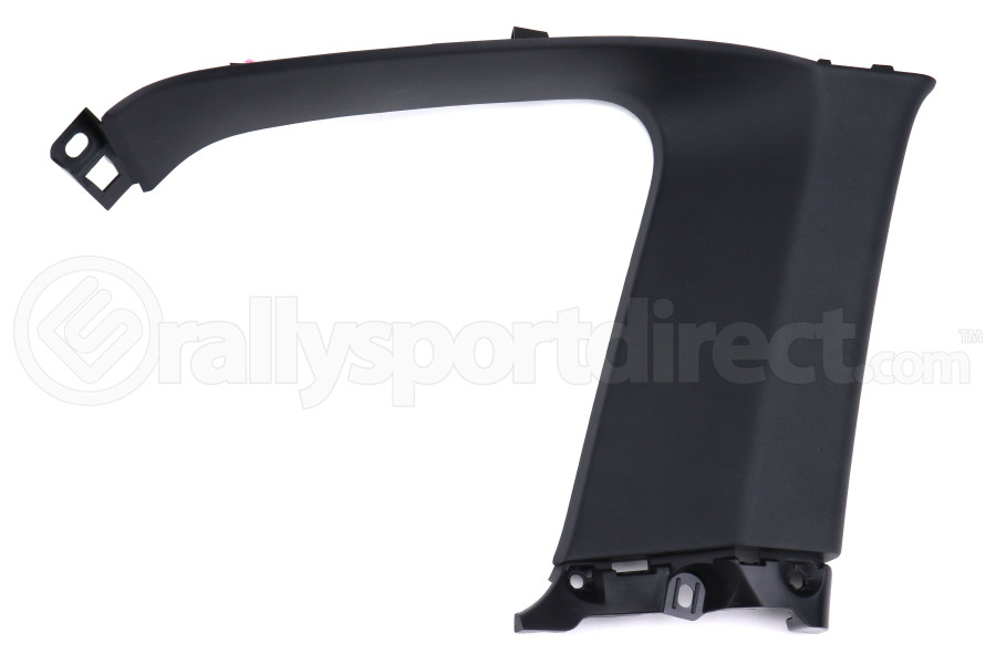 Subaru JDM tS Black Driver Side C Pillar - Subaru Forester 2014 - 2018