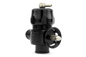 Turbosmart Dual Port Blow Off Valve Black (Part Number: TS-0215-1018)