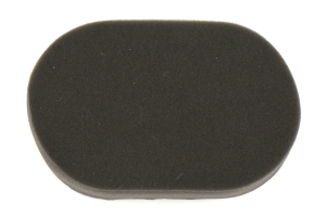 Chemical Guys Hex-Logic Hand Applicator Pad Black - Universal