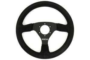 Sparco R 323 Steering Wheel Suede Black - Universal