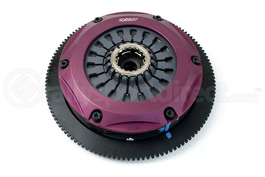 Exedy Stage 4 Twin Metallic Disc Clutch Kit ( Part Number:EXE FM022SD)