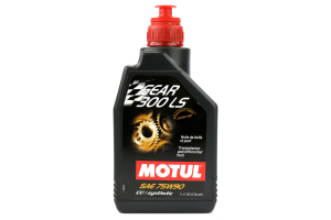 Motul Gear 300 LS 75W90 Gear Oil 1QT (Part Number: )