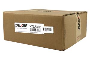 Hawk Talon Cross Drilled and Slotted Rear Rotor Pair - Subaru Models (inc. 2013-2015 Crosstrek)