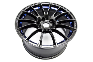 WedsSport SA-72R 5x100 Blue Light Chrome II - Universal