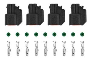 Injector Dynamics Fuel Injectors 1700cc ( Part Number:IND 1700.48.14.14.4)