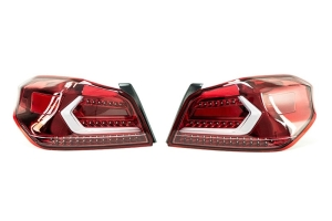 OLM Evolution Tail Lights - Subaru WRX / STI 2015-2021