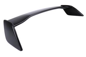 OLM STI Style Carbon Fiber/Gloss Black Spoiler w/o Bases - Subaru STI 2015-2021