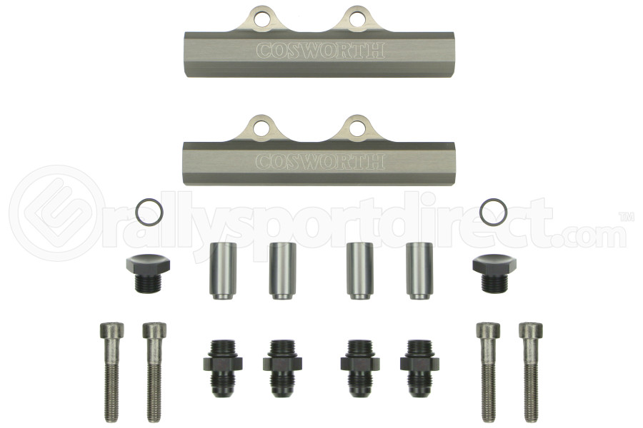 Cosworth Top Feed Fuel Rail Kit (Part Number:20026741)