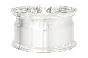 Apex EC-7R 17x9.5 +40 5x100 Brushed Clear - Universal