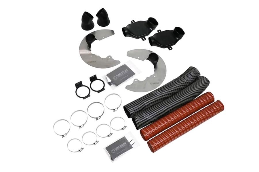 Verus Engineering Brake Cooling Kit - Subaru WRX / STI 2008 - 2014