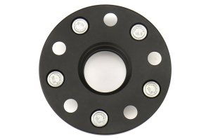 ISC Suspension Wheel Spacers 15mm 5x114 Black Pair (Part Number: )