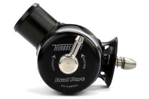 Turbosmart Smart Port Dual Port BOV Black (Part Number: )