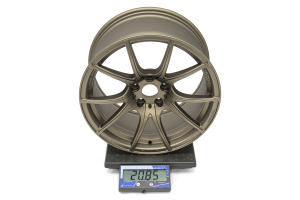 WedsSport SA-10R 18x9.5 +38 5x114.3 TS-Bronze - Universal