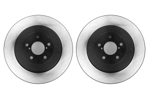Centric Premium High-Carbon Brake Rotor Pair Rear (Part Number: 125.47020-GRP)
