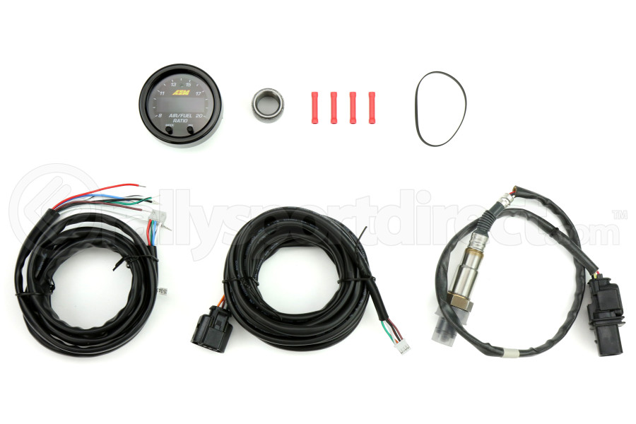 AEM UEGO X-Series Wideband Controller w/ Gauge Kit (Part Number:30-0300)