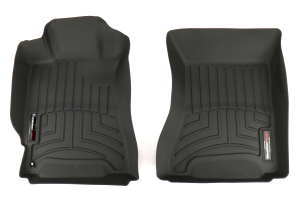 Weathertech Floor Liners (Front and Rear) - Subaru Forester 2003-2008