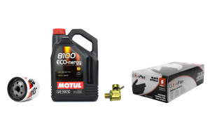 Ford Mustang EcoBoost Oil Change Kit ( Part Number:RSD ECOOIL)