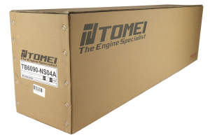 Tomei Expreme Ti Titanium Cat Back Exhaust - Nissan 350Z 2003-2009