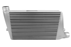 Mishimoto Front Mount Intercooler Silver  ( Part Number: MMINT-EVO-10X)
